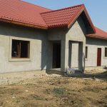 constructia casei poze