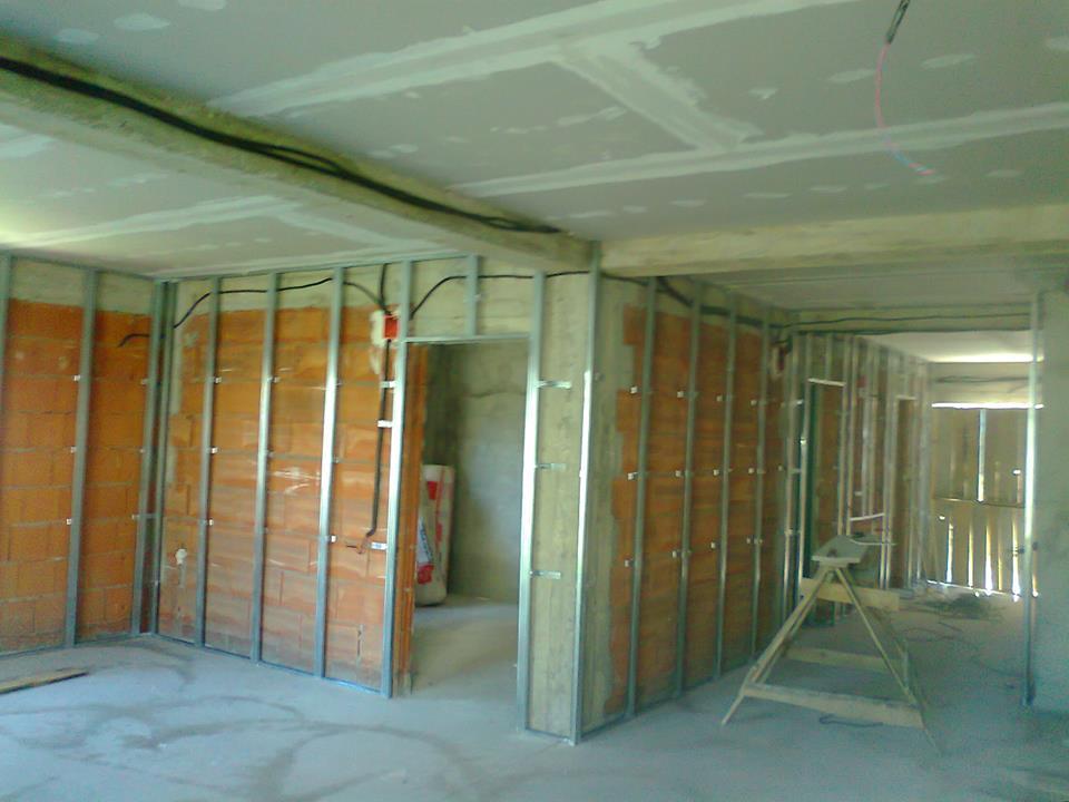 materiale de constructii pentru pereti si tavane din rigipsmateriale necesare. Black Bedroom Furniture Sets. Home Design Ideas