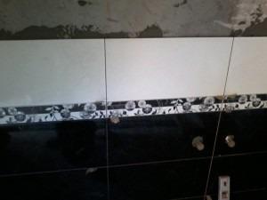baie negru alb